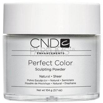 Фото Акриловая пудра CND Perfect Color Natural-Sheer