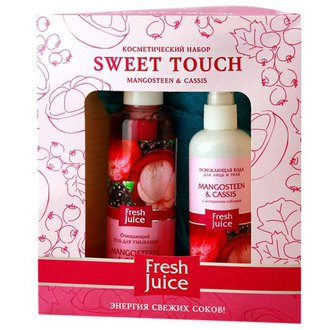 Фото Набор Fresh Juice Sweet Touch