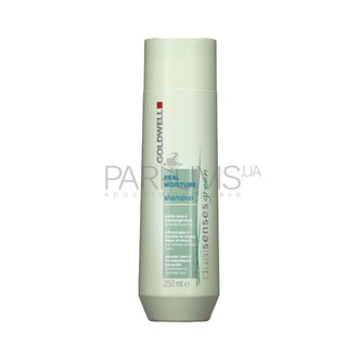 Фото Увлажняющий шампунь Goldwell DualSenses Green Real Moisture Shampoo