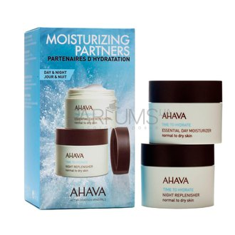ahava Набор Дуэт увлажняющий Ahava Time To Hydrate Moisturizing Partners Day & Night 1 шт.