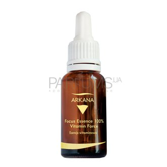 Фото Витаминная эссенция Arkana Focus Essence 100% Vitamin Force