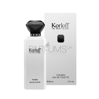 Фото Korloff Paris In White