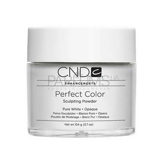 Фото Акриловая пудра CND Perfect Color Pure White