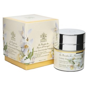 Фото Крем для лица 24ч Green Energy Organics La Recolte des Fleur D'Orange Face Cream