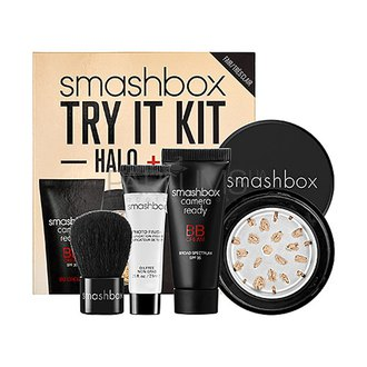 Фото Набор Smashbox Try It Kit (BB + Halo) Light