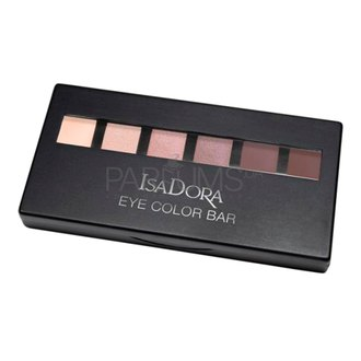 Фото Шестицветные тени для век IsaDora Eye Color Bar