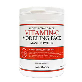 Фото Альгинатная маска с витамином C Verikos Vitamin C Modeling Pack Mask Powder