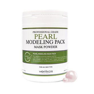 Фото Альгинатная маска с жемчугом Verikos Pearl Modeling Pack Mask Powder