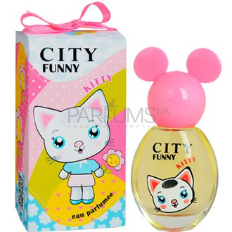 Фото City Funny Kitty