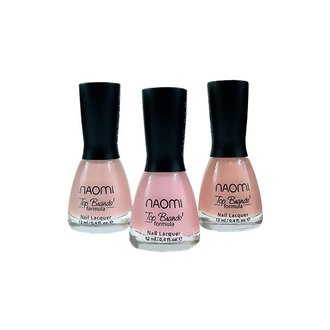 Фото Лак для ногтей Naomi Secret Beauty