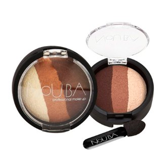 Фото Тени для век NoUBA Adorable TRE Eyeshadow