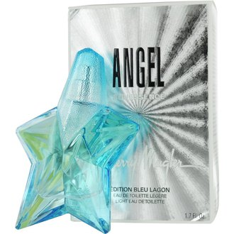 Фото Thierry Mugler Angel Sunessence Edition Bleu Lagon