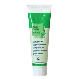 Фото Гель зубной травяной Мята Logona Oral Hygiene Products Herbal Dental Gel Peppermint