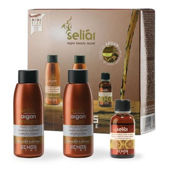 Фото Мини-набор для волос Echosline Seliаr Argan Mini Pack