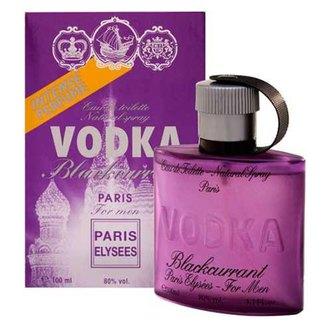 Фото Paris Elysees Vodka Blackcurrant