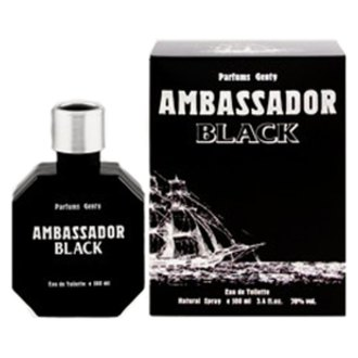 Фото Parfums Genty Ambassador in Black Sea