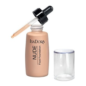 Фото Тональная основа IsaDora Nude Sensation Fluid Foundation