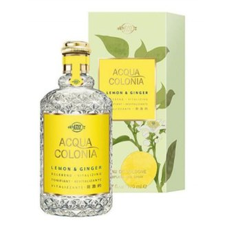 Фото Maurer & Wirtz 4711 Aqua Colognia Lemon & Ginger