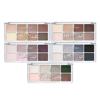 Фото Тени для век Essence All About Eyeshadow Palettes New