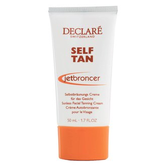 Фото Крем-автозагар Declare Self Tan Sunless Facial Tanning Cream