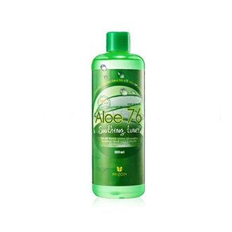 Фото Тоник для лица Mizon Aloe 76% Soothing Toner