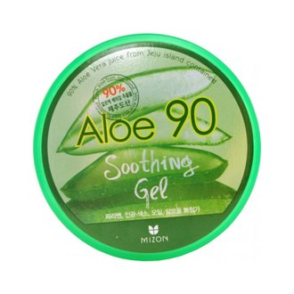 Фото Гель с алоэ Mizon Aloe 90 Soothing Gel