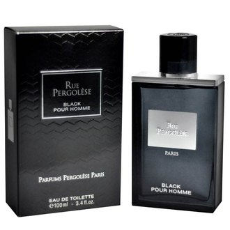 Фото Parfums Pergolese Paris Black Pour Homme