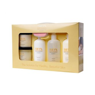 Фото Профессиональный набор EzFlow SPA Elements Professional Manicure Pedicure Kit