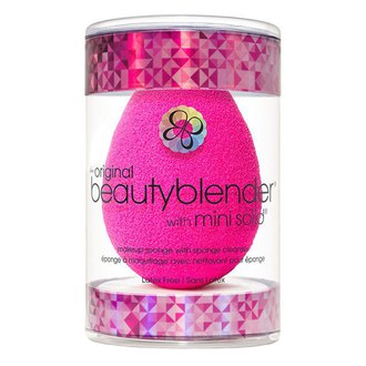 Фото Набор Beautyblender Mini-Solid Cleanser Kit