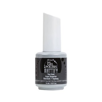 Фото Верхнее покрытие IBD Just Gel Polish Mattify Top Coat