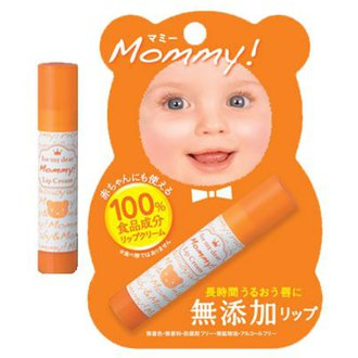 Фото Гигиеническая помада Isehan Mommy Lip Cream