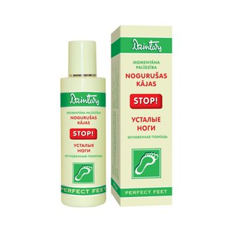 Фото Бальзам для усталых ног Dzintars Perfect Feet Balm