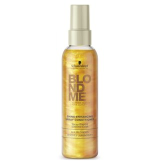 Фото Спрей-блеск для светлых волос Schwarzkopf Professional BlondMe Shine Enhancing Spray Conditioner