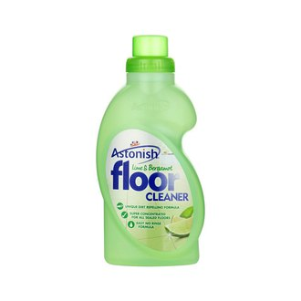 astonish Моющее средство для пола Лайм & Бергамот Astonish Floor Cleaner 750 мл
