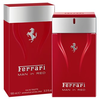 Фото Ferrari Man in Red