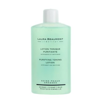 Фото Очищающий тоник Laura Beaumont Purifying Toning Lotion