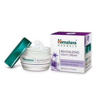 Фото Восстанавливающий ночной крем Himalaya Herbals Revitalizing Night Cream