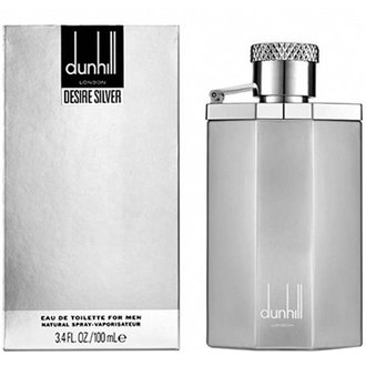 Фото Alfred Dunhill Desire Silver