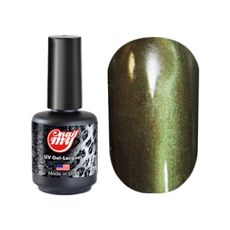 Фото Лак-гель 15 мл My Nail Cats Eyes Gel Lacguer