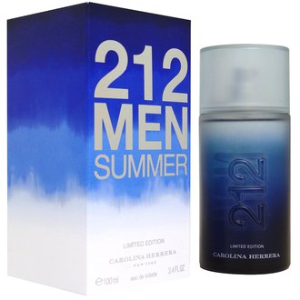 Фото Carolina Herrera 212 Men Summer