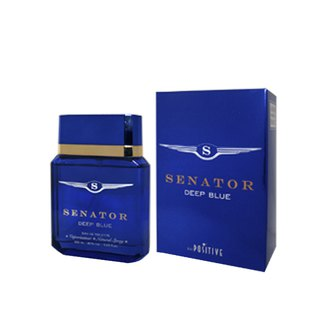 Фото Positive Parfum Senator Deep Blue