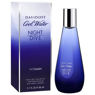Фото Davidoff Cool Water Night Dive Woman