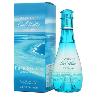 Фото Davidoff Cool Water Pure Pacific for Her