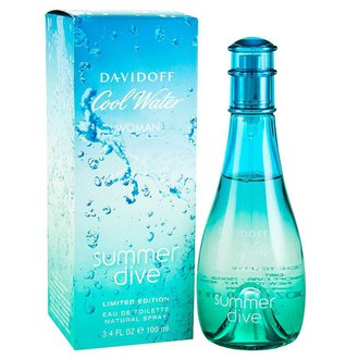 Фото Davidoff Cool Water Summer Dive for Women