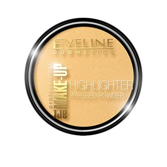 Фото Осветляющая пудра Eveline Cosmetics Highlighter Pressed Powder Art Professional Make-Up