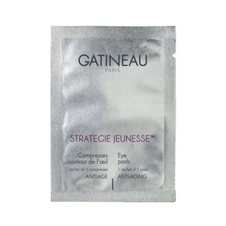 Фото Коллагеновые компрессы для области глаз Gatineau Strategie Jeunesse Eye Pads