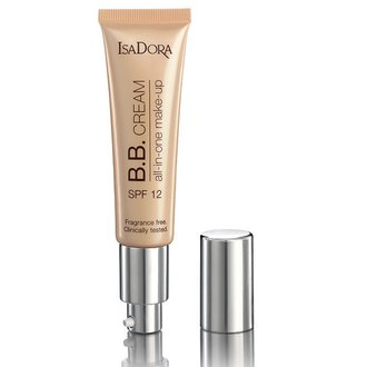 Фото BB-крем IsaDora Cream All-in-One Make-up SPF 12