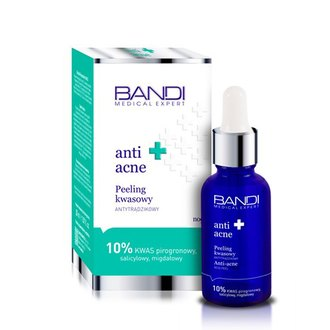 Фото Кислотный пилинг анти-акне Bandi Anti-acne Acid Peel