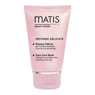 Фото Маска для лица Matis Face Care Mask Delicate & Sensitive Skin Gel