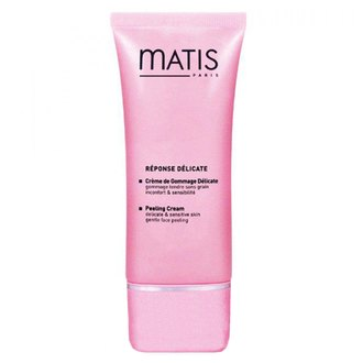 Фото Крем-пилинг для лица Matis Peeling Cream Delicate & Sensitive Skin Face Peeling